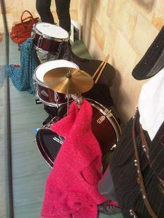 #Qué no pare la música!  Escaparate OI 2012