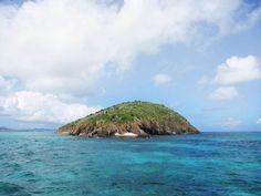 Buck Island, US Virgin Islands.