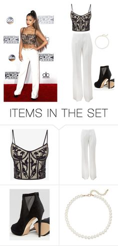 """Look inspired by Ariana Grande"" by ingridsantos-2 on Polyvore featuring arte"