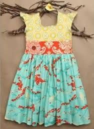 Dresses To Sew For Girls In Under 2 Hours. Easy For Beginners. - Google Search