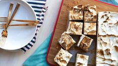 Smores Ice Cream Bars | by Cindy Ensley for Betty Crocker.
