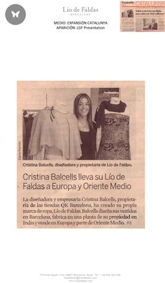 552b386260 Expansión Catalunya (April 2011) Interview to Cristina Balcells