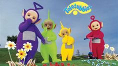 How can something so cute (with names like Tinky Winky & Laa-Laa) be considered creepy?