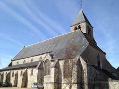S1 - E5 : Angerville-Artenay : Eglise d'Oinville Saint Liphard