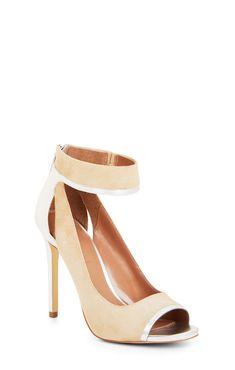 8ffb43dd450 Oscar de la Renta Women s Brigit Braided Satin Ankle Strap High Heel ...