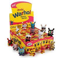 Kidrobot Andy Warhol Dunny Blind Box Mini Series