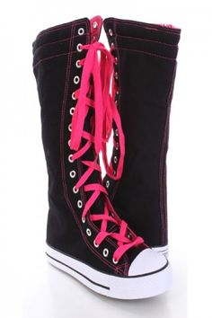 Knee high converse Knee High Sneakers 15f83a0b7