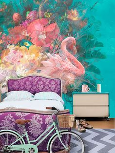 15 Reasons To Decorate With Flamingos