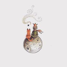 """—¿Qué significa """"domesticar""""? —volvió a preguntar el principito. —Es una cosa ya olvidada —dijo el zorro —significa """"crear vínculos… """""""