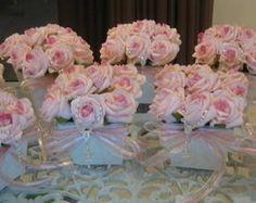 Vasinho de mini rosas & tercinho