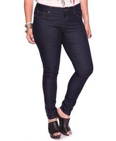 Ankle Zip Skinny Jeans - StyleSays