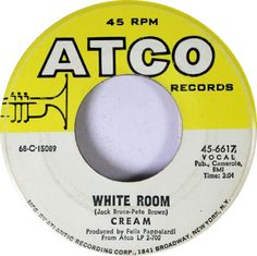 White Room - Cream (1968)