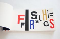 """Postmodern Manifesto """"First Things First"""" on Behance"""