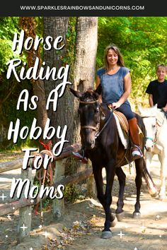 Hobbies are great for everyone's quality of life. Moms need hobbies too. For our sanity, for a break from the busy world of being a Mum. Check out these 7 reasons why Mom's should ride horse's as their hobby. #horseridingasahobby #horsebackriding #moms #momhobby #hobbiesformoms Riding Lessons, Very Tired, Busy Life, Activity Days, Large Animals, New Hobbies, Horseback Riding, Horse Riding, Fun Workouts