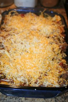 Recipes We Love: Baked Spaghetti