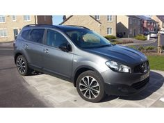 Nissan QASHQAI+2 1.6 DCI 360 with Dealer History