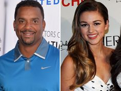 Revealed! 'Dancing with the Stars' Season 19 Cast  Alfonso & Sadie