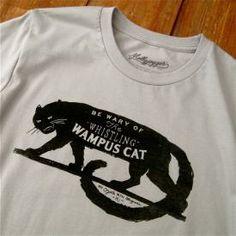 Wampus Cat Shirt