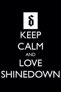 <3 SHINEDOWN <3