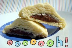Nutella Filled Shortbread Cookies- Yes Please!