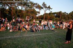 """Living Ravenna: """"Donne Verso il Mare Aperto"""" edizione 2014: Lidi Nord Ravenna dal 16 al 20 luglio 2014"""