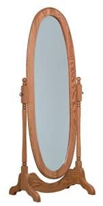 Amish Oval Cheval Floor Mirror Elegant and crafted by hand. Which wood will you choose for your new mirror? This mirror is Amish made in Indiana. Amish Furniture, Solid Wood Furniture, White Floor Mirror, Pedestal, Quarter Sawn White Oak, White Oak Wood, Cheval Mirror, Hickory Wood, Standing Mirror