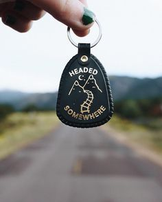 Beautiful key chain for car keys. All I Ever Wanted, Jeep Life, Adventure Awaits, Adventure Quotes, Little Things, Car Accessories, Wanderlust, Personalized Items, Beautiful