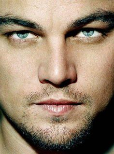 Leonardo DiCaprio - look into those eyes