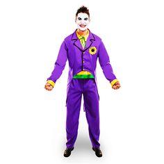 Disfraz de Joker #carnaval #novedades2016