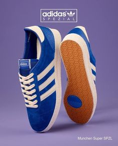 the latest c26a3 6204e München Super Spezial - the latest photo teaser from Adidas AW18 Spezial  release Adidas Sl