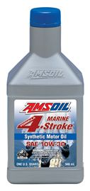 AMSOIL 4 Stroke Synthetic Marine Oil - * See this AMSOIL product at http://shop.syntheticoilandfilter.com/motor-oil/4-stroke/