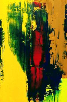 JLMoraisArq, Abstrata, oil on paper 26,5x17,5 cm, catálogo: AbstOilPap19317MartiusXVII. estratigráfica: camadas de tinta sobrepostas, aplicadas em bandas verticais e horizontais, esfregadas, borradas e raspadas; acabamento da superfície: textura predominante lisa. Instrumento: espátula, desempenadeira metálica.