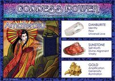Goddess Power: Amaterasu!