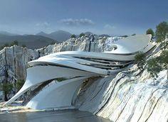 The Most Sensational Futuristic Architecture! – Architecture Admirers