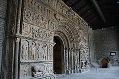 Pòrtic romànic de Santa Maria de Ripoll