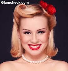 50s hairstyle