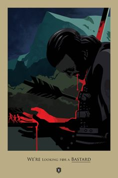 Deaths have never looked so Beautiful - Game of Thrones Posters By 360i for HBO