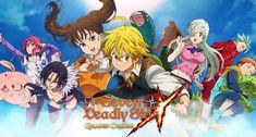 The Seven Deadly Sins: Grand Cross Hack - Unlimited Diamonds Cheats Netflix Anime, Cheap Games, Game Keys, Grand Cross, Seven Deadly Sins Anime, Game Guide, Shop Icon, Tumblr, The Seven