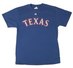 It's the Texas Rangers!