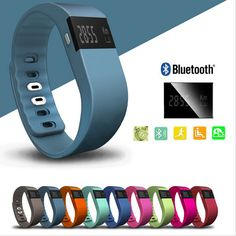 >> Click to Buy << 2016 TW64 Fitness Activity Tracker Bluetooth 4.0 Smartband Sport Bracelet Smart Band Wristband Pedometer For IOS Samsung Android #Affiliate