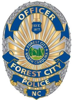 Forest City PD NC