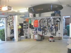 garage shelving design ideas