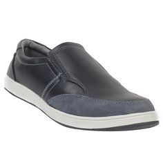 Ajanta Black::Grey::White Men Casual Shoes`