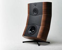 Enceinte Hi-Fi Davone Audio Grande : un hommage au design de Ray et Charles Eames