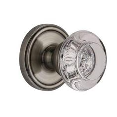Glass Door Knobs Home Depot