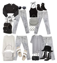 """""""Inspired with requested jeans"""" by nikka-phillips ❤ liked on Polyvore"""