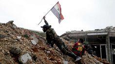 Aleppo völlig von Terroristen befreit