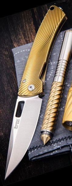 Lion Steel TiSpine EDC Folder Pocket Knife Blade