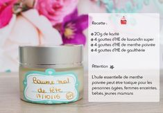 migraine recette naturel baume anti recette baume anti migraine naturelYou can find Types of headaches and more on our website Anti Migraine, Migraine Relief, Migraine Solution, Diy Beauté, Chronic Migraines, Tension Headache, Organic Living, Natural Cosmetics, Migraine