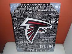 NFL Atlanta Falcons Decorative Wooden Typography Wall Plaque Sign (18 X 14 X 2) by Atlanta Falcons, http://www.amazon.com/dp/B009XVIA7W/ref=cm_sw_r_pi_dp_LGOFrb105NKF3